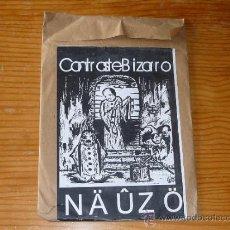 Discos de vinilo - Disco EP Nauzo, contraste Bizarro. Punk rock oi Hard core ska - 36409753