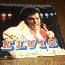 Discos de vinilo: MITOS MUSICALES - ELVIS - 2 LP. Lote 36419606