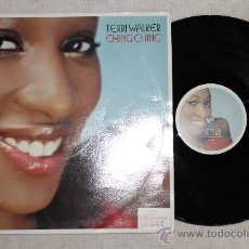 Discos de vinilo: TERRI WALKER - CHING CHING. Lote 36420348