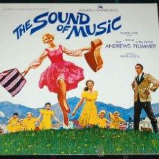 Discos de vinilo: BANDA SONORA ORIGINAL - THE SOUND OF MUSIC - SONRISAS Y LAGRIMAS - JULIE ANDREWS - NUEVO. Lote 36420786