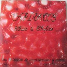 Discos de vinilo: CARDIACOS - ETHICS & ETHILICS - DOBLE LP 1989. Lote 36422956