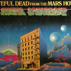 Discos de vinilo: LP GRATEFUL DEAD : FROM THE MARS HOTEL. Lote 100293379
