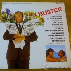 Dischi in vinile: BUSTER. ORIGINAL MOTION PICTURE SOUNDTRACK. PHIL COLLINS AND JULIE WALTERS.. Lote 36433119