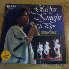 Discos de vinilo: GLADYNS KNIGHT AND THE RIPS.. Lote 36440654