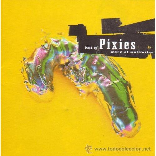 2LP PIXIES WAVE OF MUTILATION POR PRIMERA VEZ EDITADO EN VINILO EDICION LIMITADA VINILOS NARANJAS (Música - Discos - LP Vinilo - Pop - Rock Extranjero de los 90 a la actualidad)