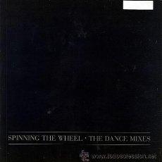 Discos de vinilo: GEORGE MICHAEL * SPINNING THE WHEEL * MAXI VINILO * LTD U.K.* THE DANCE MIXES * NUEVO * RARE 1996. Lote 214229980