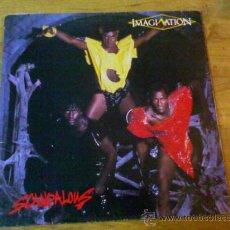 Discos de vinilo: IMAGINATION. SCANDALOUS. EDICION INGLESA.. Lote 36457156