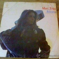 Discos de vinilo: MARI TRINI. AMORES.. Lote 36464303