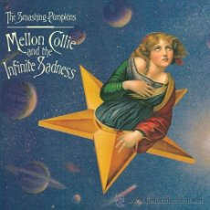 Discos de vinil: SMASHING PUMPKINS 3XLP MELLON COLLIE AND THE INFINITE SADNESS TRIPLE LP VINILO COLECCIONISTA LIBRETO. Lote 173958872