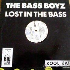 Discos de vinilo: THE BASS BOYZ. LOST IN THE BASS. ( BAD BOY BILL´S MIX . Lote 36520926