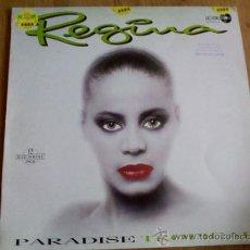 Discos de vinilo: REGINA. PARADISE TROPICAL.. Lote 36521042