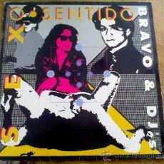 Discos de vinilo: BRAVO & D J´S. SEX O SENTIDO.. Lote 36577747