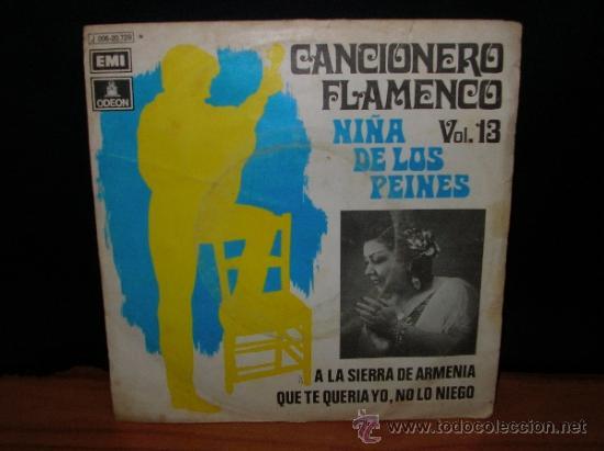 Discos de vinilo: Cuatro discos antiguos de vínilo singles de coleccionistas - Foto 4 - 36493587