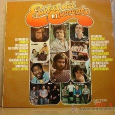 Discos de vinilo: GENTE JOVEN / IMAGEN / CONTINUADOS Y MAS - EXITOS DEL MOMENTO - BELTER 23.123 - 1976. Lote 36546714