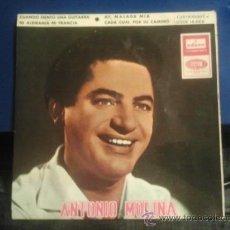 Discos de vinilo: ANTONIO MOLINA CUANDO SIENTO UNA GUITARRA 7