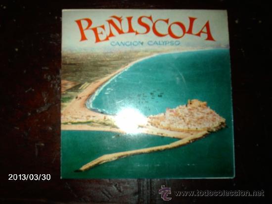 CONJUNTO GUK - CANTADO POR FEDERICO JOVER / PEÑÍSCOLA (Música - Discos de Vinilo - EPs - Grupos Españoles 50 y 60)