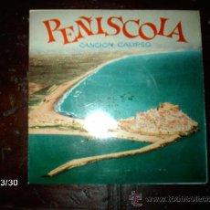 Discos de vinilo: CONJUNTO GUK - CANTADO POR FEDERICO JOVER / PEÑÍSCOLA . Lote 36579799