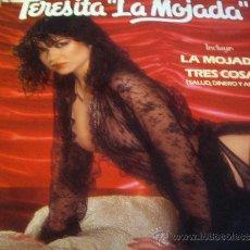 Discos de vinilo: TERESITA LA MOJADA-LP BELTER. Lote 36572433