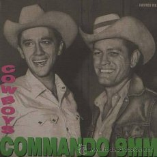 Dischi in vinile: COMMANDO 9MM - EL POLLO FUNKY - COWBOYS VOL. 1 - SINGLE - RAREZA. Lote 46565197