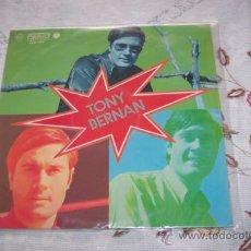 Discos de vinilo: TONY BERNAN (BRUNO LOMAS) LP. M/T. -(1973) *NUEVO A ESTRENAR*. Lote 36575298