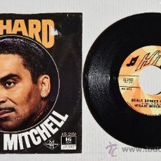 Discos de vinilo: WILLIE MITCHELL - UP HARD/BEALE STREET MOOD -PROMO- ¡¡SIN USAR!! (LONDON U.S.A.). Lote 36579346