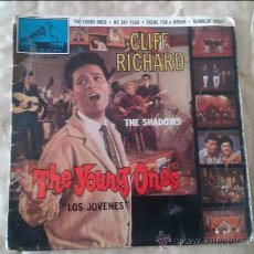 Discos de vinilo: SINGLE CLIFF RICHARD CON THE SHADOWS. 1962. Lote 36582239