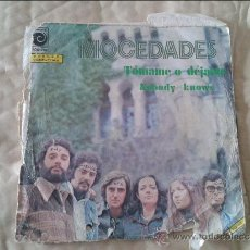 Discos de vinilo: SINGLE MOCEDADES. NOVOLA. 1974. Lote 36582616