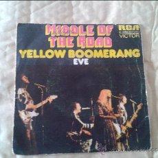 Discos de vinilo: SINGLE MIDDLE OF THE ROAD. RCA. 1973. Lote 36582751
