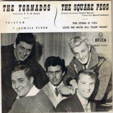 Discos de vinilo: THE TORNADOS - THE SQUARE PEGS - CANCIONES EN DESCRIPCIÓN - FOTO ADICIONAL. Lote 36588844