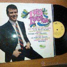 Discos de vinilo: LUIS LUCENA LP 1968. Lote 36597974