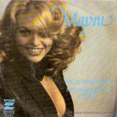 Discos de vinilo: SINGLE VINILO - AÑOS 80 - MAYRA - THE LOVING SONG. Lote 36598644