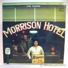 Discos de vinilo: THE DOORS. MORRISON HOTEL. Lote 36608752