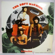 Discos de vinilo: THE SOFT MACHINE_ COLLECTION LP CARPETA ABIERTA.. Lote 36609056