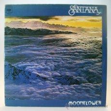 Discos de vinilo: CARLOS SANTANA_MOONFLOWER 2 LPS. Lote 36611759