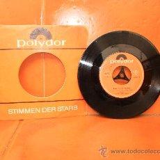 Discos de vinilo: SINGLE POLYDOR DE FREDDY. Lote 36614009