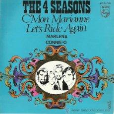 Dischi in vinile: THE 4 SEASONS EP SELLO PHILIPS AÑO 1967 EDITADO EN ESPAÑA. . Lote 36619866
