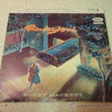 Discos de vinilo: BOBBY HACKETT ( RENDEZVOUS PART 3 ) SCANDINAVIA EP45 CAPITOL RECORDS. Lote 36622427