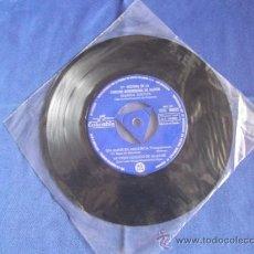 Discos de vinilo: SINGLE-45RPM-COLUMBIA-1º FESTIVAL DE LA CANCION MENORQUINA DE ALAYOR-SANTIAGO- BARBER-1964. Lote 36622787