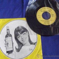 Discos de vinilo: FUNDADOR-SINGLE-45RPM-DISCO SORPRESA-1967-CARMEN MORENO-CHATO DE LA ISLA-Nº10137. Lote 36623324