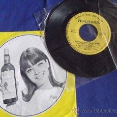 Discos de vinilo: FUNDADOR-SINGLE-45RPM-DISCO SORPRESA-1967-BERNARDO-MELODIAS PARA EL RECUERDO-Nº10125. Lote 36623523