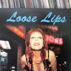 Discos de vinilo: LOOSE LIPS - TALKIN' TRASH. Lote 36626183