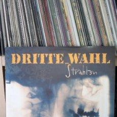 Discos de vinilo: DRITTE WAHL - STRAHLEN. Lote 36626279