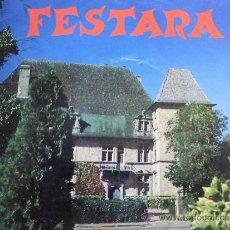 Discos de vinilo: FESTARA Nº 1 EGIA EP. Lote 36630566