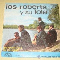 Discos de vinilo: LOS ROBERTS - 1967 - VINILO COMO NUEVO. Lote 36631762