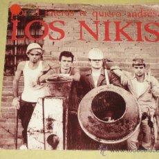 Discos de vinilo: LOS NIKIS - 1989 . Lote 36632232