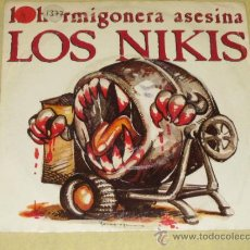 Discos de vinilo: LOS NIKIS - 1989 . Lote 36632238