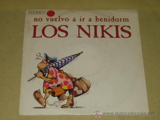 LOS NIKIS - 1989 (Música - Discos - Singles Vinilo - Grupos Españoles de los 70 y 80)