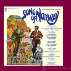 Discos de vinilo: SONG OF NORWAY CANCIÓN DE NORUEGA LP 1970 BANDA SONORA ORIGINAL USA VER FOTO ADICIONAL. Lote 36636469