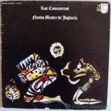 Discos de vinilo: DISCOS VINILO FORMATO LP ARTISTA NUEVO MESTER DE JUGLARIA. Lote 36641676