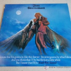 Dischi in vinile: JIM STEINMAN ( BAD FOR GOOD ) CANADA - 1981 LP33 CBS RECORDS. Lote 36645332